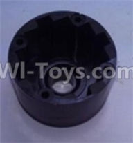 Wltoys 10428-B Parts-Rear Differential case,Rear Differential Box,Wltoys 10428-B Rc Car Parts,High speed 1:10 Scale 4wd,10428-B Electric Power On Road Drift Racing Truck Car Parts