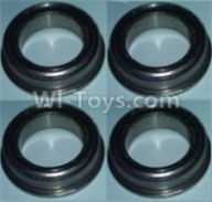 Wltoys 10428-B Parts-Bearing with Deep groove(4pcs),Wltoys 10428-B Rc Car Parts,High speed 1:10 Scale 4wd,10428-B Electric Power On Road Drift Racing Truck Car Parts
