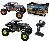 WLtoys 10428-E rc car Wltoys 10428-E 1/10 1:10 Wltoys-Car-All 4WD Electric Rock Brushed Crawler Vehicle Outdoor Toy