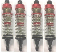 Wltoys 124018 Parts-Shock Absorber(4pcs)-124018.1316