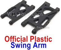 Wltoys 124018 Parts-Swing arm(2pcs)-124018.1250