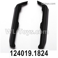 Wltoys 124019 Parts-Bottom protection group(2pcs)-124019.1824
