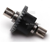 Wltoys 124018 Parts-Front differential unit-124018.1309