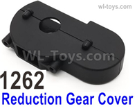 Wltoys 124019 Parts Reduction Gear Cover-upper and lower-124019.1262
