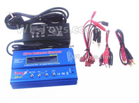 40-03 Upgrade B6 Balance charger and Power Charger unit(Can charger 2S 7.4v or 3S 11.1V Battery)