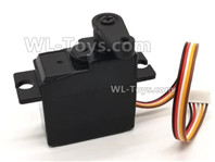 Wltoys 124018 Parts-Servo-Official 6kg Servo-124018.1307