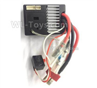 Wltoys 124019 Parts-Receiver board, Circuit board-124019.1311