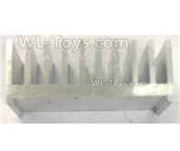 Wltoys 124019 Parts Heat sink set. 124019.1336