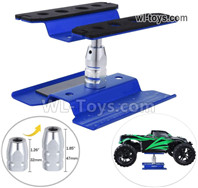 Wltoys 124019 Parts Repair Platform maintenance platform For RC Car,For 1/14 1/12 1/10 1/8 RC Car.