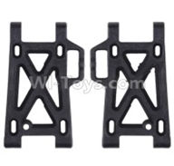 Wltoys 12403 Parts-Front and Bottom Swing arm(2pcs),Wltoys 12403 RC Car Spare Parts Replacement Accessories,1:12 Scale 4wd,2.4G 12403 rc racing car Parts,On Road Drift Racing Truck Car Parts