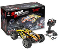 WLTOYS 12404 rc monster truck toy ,1:12 electric rc car, 4WD remote control cross-country rock crawler with big wheels