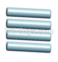 Wltoys 12404 Optical axis(4pcs)-2X9mm