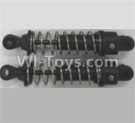 Wltoys 12404 A303-40 Plastic Shock absorber assembly(2pcs)-Short