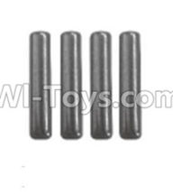 Wltoys 12404 Parts-K939-57 Wheel Axle fixed shaft(4pcs)-2X9.7mm,Wltoys 12404 RC Car Spare Parts Replacement Accessories,1:12 Scale 4wd,2.4G 12404 rc racing car Parts,On Road Drift Racing Truck Car Parts