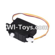 Wltoys 12423 Car Spare Parts-00120 25g Servo,Wltoys 12423 RC Car Spare Parts Replacement Accessories,1:12 Scale 4wd,2.4G 12423 RC racing car Parts,On Road Drift Racing Truck Car Parts