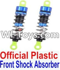 Wltoys 12423 Car Spare Parts-0016-01 Official Front Shock Absorber(2pcs),Wltoys 12423 RC Car Spare Parts Replacement Accessories,1:12 Scale 4wd,2.4G 12423 RC racing car Parts,On Road Drift Racing Truck Car Parts
