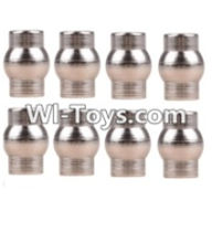 Wltoys 12423 Car Spare Parts-0076 Ball head B(M4.8X6.8)-8PCS,Wltoys 12423 RC Car Spare Parts Replacement Accessories,1:12 Scale 4wd,2.4G 12423 RC racing car Parts,On Road Drift Racing Truck Car Parts