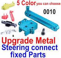 Wltoys 12427 Parts-Upgrade Metal Steering connect fixed Parts-12427-0010