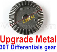Wltoys 12427 Parts-Upgrade Metal 30T Differentials gear-12427-0011
