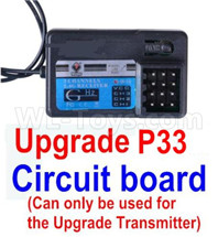 Wltoys 12427 Upgrade P33 Receiver Board(Can only be use for the Upgrade Transmitter)-12427-0126