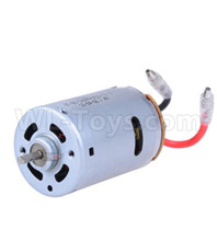 Wltoys 12427 Motor Parts-540 Motor-12427-0121,Not include the Motor Gear