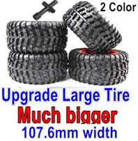 Wltoys 12427 Parts-Upgrade Large Tire for Wltoys 12427 12428 FY-03