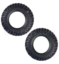 Wltoys 12427 Parts-Right tire leather-12427-0058-(2pcs)