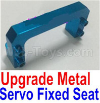Wltoys 12428 Parts F12039 Upgrade Metal Servo Fixed Seat, 12428-0032.