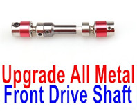 Wltoys 12428 Upgrade Parts Metal Front Drive shaft Parts(1pcs),Can be used for12428  12429 12428-B 12428-C 12428-A Truck.
