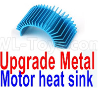 Wltoys 12428 Upgrade Parts Metal Motor heat sink.