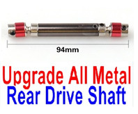 Wltoys 12428 Upgrade Parts Metal Rear Drive Shaft Parts(1pcs),12428-0024+0025.Can be used for 12428 12429 12428-B 12428-C 12428-A RC Truck