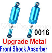 Wltoys 12428 Upgrade Parts Front Metal Shock Absorber,2pcs, 12428-0016.