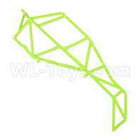 Wltoys 12428 The Left Roll cage,Left Anti-Roll Bar Parts, 12428-0049
