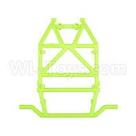 Wltoys 12428 Parts The Middle Roll cage A,The Middle Anti-Roll Bar A, 12428-0051.
