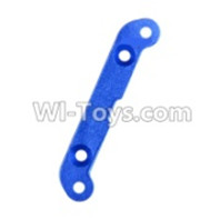 Wltoys 12428 Parts Strengthening piece A for the Swing Arm(47X9.5X3mm), 12428-0063.