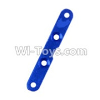 Wltoys 12428 Parts Strengthening piece B for the Swing Arm(47X7X3mm), 12428-0064.