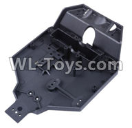 Wltoys 12429 Parts-0001 Car Bottom frame,Wltoys 12429 1/12 RC Car Parts