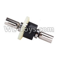 Wltoys 12429 Parts-0003-04 12429.1148 Front differential unit,Wltoys 12429 1/12 RC Car Parts