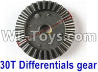 Wltoys 12429 Parts-0011 12429.1153 30T Differentials gear(Hardware),Wltoys 12429 1/12 RC Car Parts