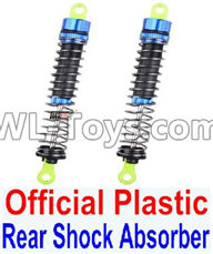 Wltoys 12429 Parts-0017-01 Official Rear Shock Absorber(2pcs),Wltoys 12429 1/12 RC Car Parts