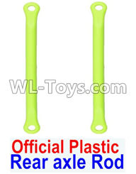 Wltoys 12429 Parts-0022-01 Official Plastic Rear axle Rod(2pcs),Wltoys 12429 1/12 RC Car Parts