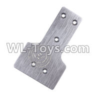 Wltoys 12429 Parts-0025-08 12428.0364 Front aluminum base,Wltoys 12429 1/12 RC Car Parts
