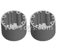Wltoys 12429 Parts-0040 Differential box(2pcs),Wltoys 12429 1/12 RC Car Parts