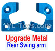 Wltoys 12429 Parts-0042-02 Upgrade Metal Positioning piece for the Left and Right Rear Swing arm(2pcs),Wltoys 12429 1/12 RC Car Parts