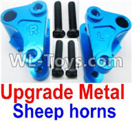 Wltoys 12429 Parts-0043-02 Upgrade Metal sheep horns(2pcs),Wltoys 12429 1/12 RC Car Parts