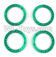 Wltoys 12429 Parts-0045-02 K949-04 Tire positioning ring(4pcs),Wltoys 12429 1/12 RC Car Parts