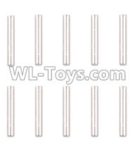 Wltoys 12429 Parts-0072 Positioning pin,Axis Pin(1.5X10mm)-10pcs,Wltoys 12429 1/12 RC Car Parts