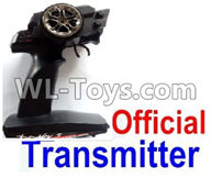 Wltoys 12429 Parts-0126-01-02 12429.1176 Official Transmitter,Wltoys 12429 1/12 RC Car Parts
