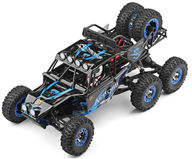 Wltoys 12628 6X6 RC Truck,Wltoys 12628 RC Car,1/12 1:12 electric rc car, 6WD remote control cross-country rock crawler with big wheels, On Road Drift Racing Truck Car Wltoys-Car-All