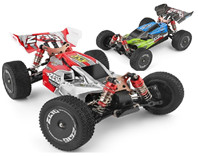 Wltoys 14401 RC Car Truck,Wltoys 1/14 14401 RC Racing Car 1/14 4WD Alloy 60km/h High Speed RC Buggy Electric RC Car Wltoys-Car-All